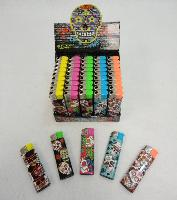 Printed Lighters [Sugar Skull]